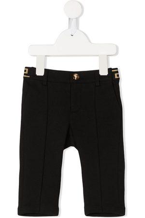 VERSACE Baby Leggings - Raised seam trousers
