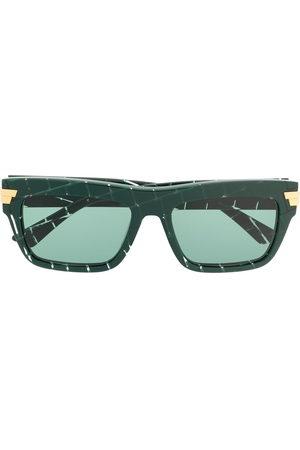 Bottega Veneta Square - Square-frame sunglasses