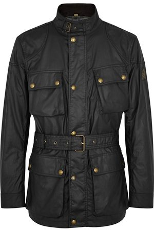 Belstaff Men Jackets - Trialmaster waxed cotton jacket