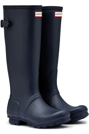 Hunter Women Rain Boots - Original Back Adjustable Rain