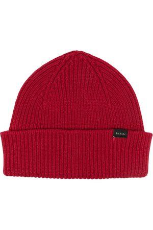 Paul Smith Rib-knit beanie hat