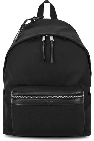 Saint Laurent Men Rucksacks - Canvas backpack