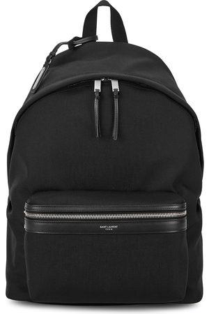 Saint Laurent Men Rucksacks - Canvas backpack