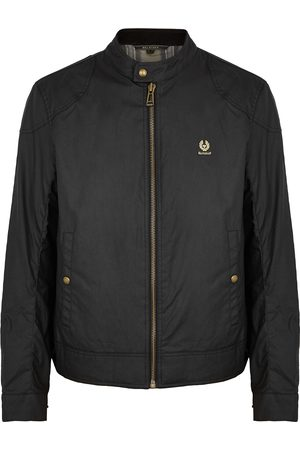 Belstaff Men Jackets - Kelland waxed cotton jacket