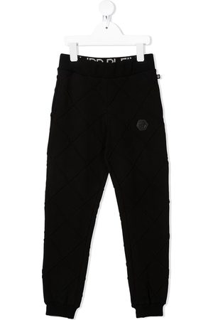 Philipp Plein Quilted joggers