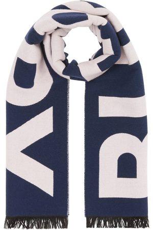 Burberry Scarves - Logo print scarf
