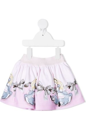 MONNALISA Girls Printed Skirts - Disney print skirt