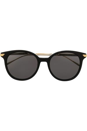 Bottega Veneta Round-frame sunglasses