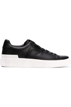 Balmain B-Court low-top sneakers