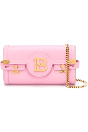 Balmain B-Buzz 23 clutch bag