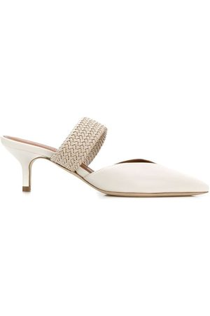 MALONE SOULIERS Maisie mules - Neutrals