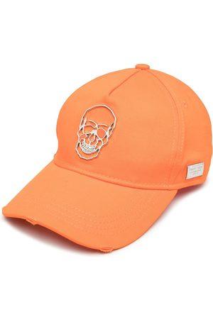 Philipp Plein Caps - Skull baseball cap