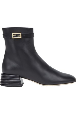 Fendi Promenade 35mm ankle boots