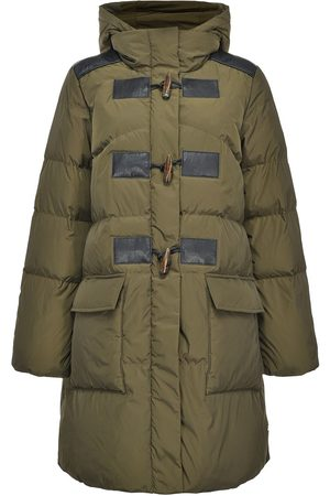 Pinko Women Parkas - Quilted duffle-style coat