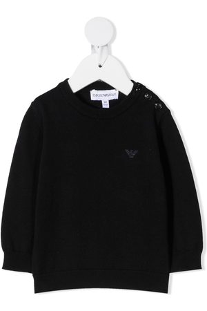 Emporio Armani Chest logo sweatshirt