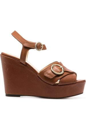 Tila March Georgia wedge sandals