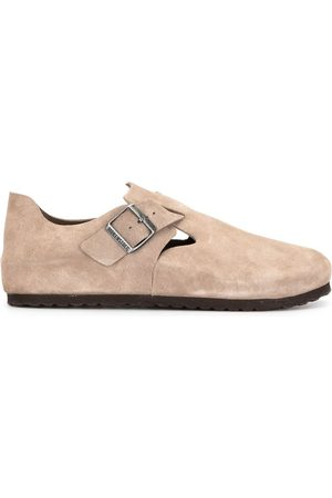 Birkenstock Buckle-fastening shoes - Neutrals