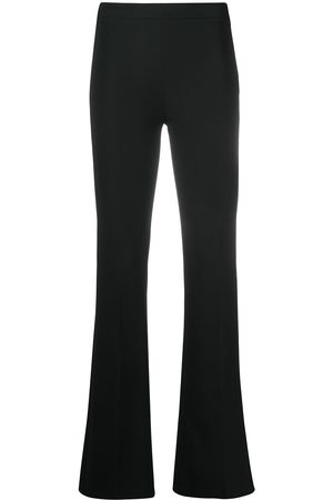 BLANCA Fitted flare trousers