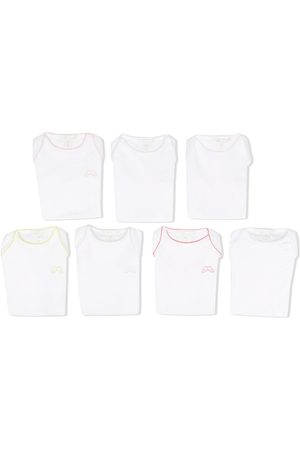 Marie-Chantal 7 piece babygrow set