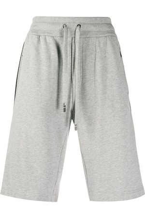 Dolce & Gabbana Side stripe track shorts - Grey