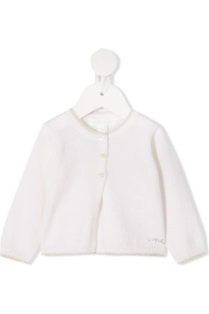 MARIE CHANTAL Angel Wings cashmere cardigan - Neutrals