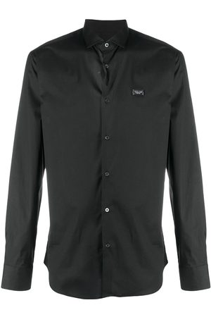 Philipp Plein Long sleeve button-down shirt