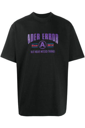 Ader Error Logo-print T-shirt