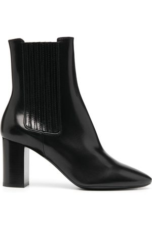 Saint Laurent Pointed toe ankle boots