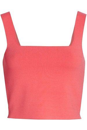 A.L.C. Women's Victoria Knit Top - - Size XL