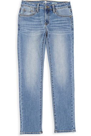 7 for all Mankind Little Boy's & Boy's Series 7 Paxtyn Straight Jeans - - Size 16