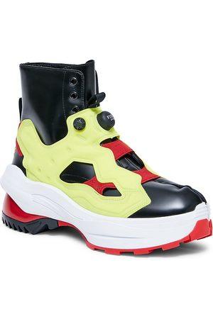 Maison Margiela Men's x Reebok Tabi Instapump Fury Low Boots - - Size 41 (8)