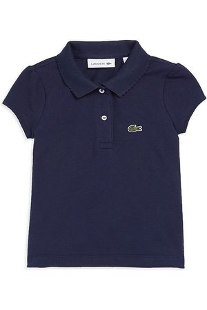 Lacoste Little Girl's & Girl's Mini Pique Polo - - Size 6