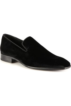 Saks Fifth Avenue Men's COLLECTION Velvet Loafers - - Size 13 M