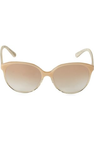 Oliver Peoples The Row Women's Brooktree 58MM Round Sunglasses