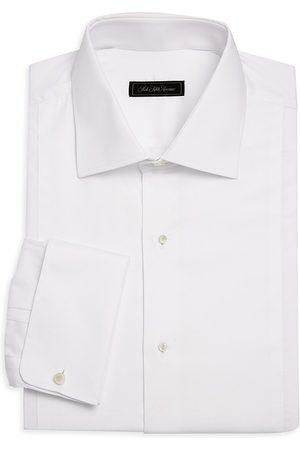 Saks Fifth Avenue Men's COLLECTION Travel Dress Shirt - - Size 14.5