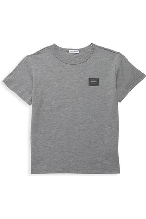 Dolce & Gabbana Little Boy's & Boy's Logo T-Shirt - - Size 10