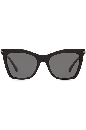 VALENTINO Women's 54MM Cat Eye Sunglasses