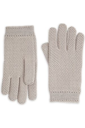 Loro Piana Women's Cashmere Gloves - - Size Large
