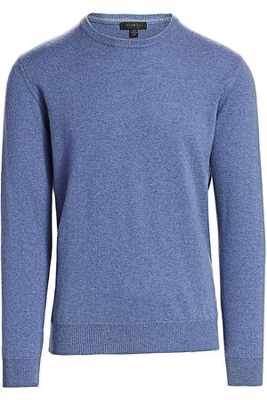 Saks Fifth Avenue Men's COLLECTION Cashmere Crewneck Sweater - - Size Small