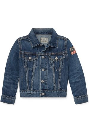 Ralph Lauren Little Boy's Denim Jacket - - Size 6