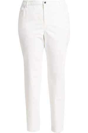 Lafayette 148 New York Women's Thompson Curvy Slim-Leg Jeans - - Size 24 W