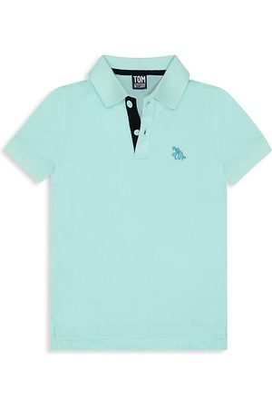 Tom & Teddy Little Boy's & Boy's Classic Polo Shirt - - Size 11-12