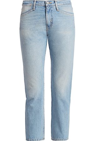 TRE by Natalie Ratabesi Women's The Lazuli High-Rise Cropped Jeans - - Size 25 (2)