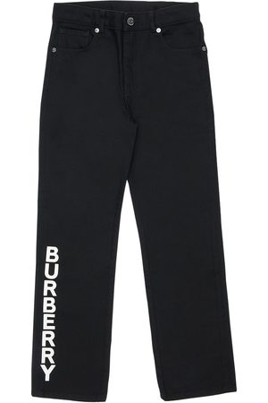 Burberry Cotton Denim Jeans