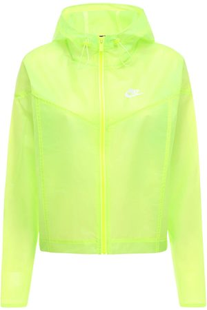 Nike W Nsw Wr Jkt Transparent Jacket