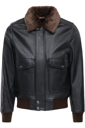 Schott NYC Pilot Leather Jacket