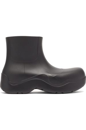 Bottega Veneta Bv Puddle Biodegradable-rubber Ankle Boots - Mens