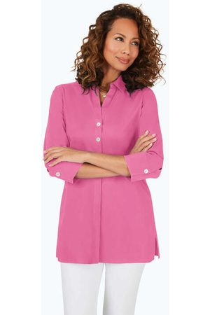 Foxcroft Women Tunics - Pamela Stretch Non-Iron Tunic