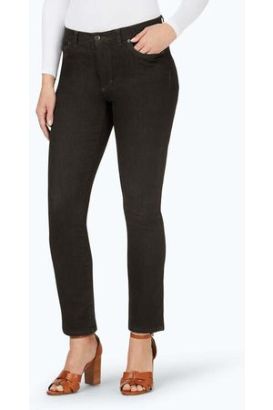 Foxcroft The Downtown Straight Leg Stretch Jeans