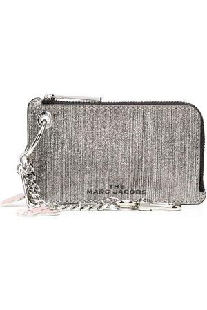 Marc Jacobs Glitter Stripe coin purse